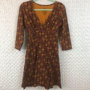 Patagonia Patterned Dress